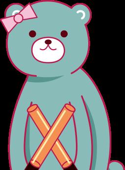 くまったちゃん(熊・♀)