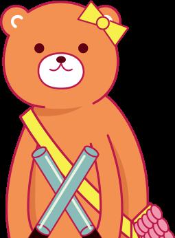 くまってちゃん(熊・♀)